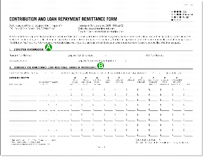 ABA Retirement Funds | Submitting Contributions and Loan Repayments