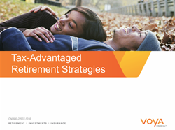 Voya webcasts